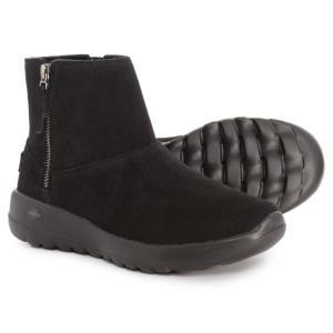 スケッチャーズ Skechers レディース ブーツ シューズ・靴 On-the-Go Joy Goldy Boots Black|fermart