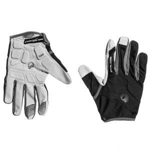 パールイズミ Pearl Izumi メンズ グローブ 自転車 ELITE Gel Full Finger Bike Gloves Black|fermart