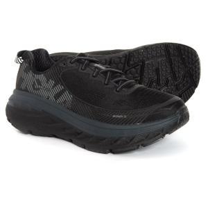 ホカ オネオネ Hoka One One レディース シューズ・靴 ランニング・ウォーキング Bondi 5 Running Shoes Black/Anthracite|fermart
