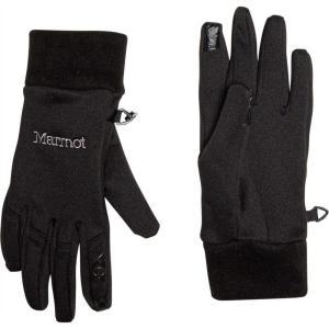 マーモット Marmot メンズ スキー・スノーボード グローブ Touch Gloves Black|fermart