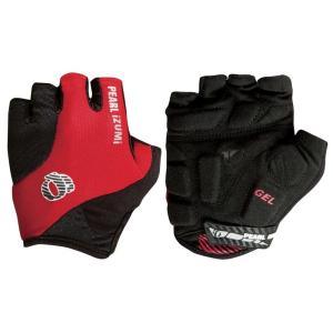 パールイズミ Pearl Izumi メンズ グローブ 自転車 ELITE Gel Bike Gloves - Fingerless True Red|fermart