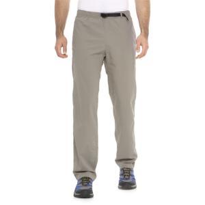 グラミチ Gramicci メンズ ボトムス・パンツ ハイキング・登山 Rocket Dry Original G Pants - UPF 30 Light Grey|fermart