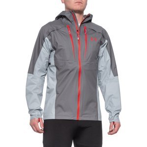 アンダーアーマー Under Armour メンズ ジャケット アウター Atlas Gore-Tex Active Jacket - Waterproof Graphite|fermart