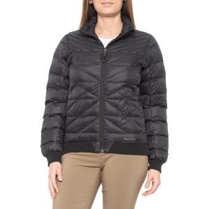 マーモット Marmot レディース ジャケット アウター 74 featherless jacket Black|fermart