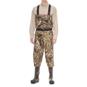 フロッグトッグス Frogg Toggs メンズ ボトムス・パンツ 釣り・フィッシング Hellbender Camo Breathable Chest Waders - Bootfoot, 600g Thinsulate fermart