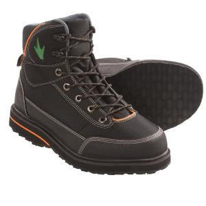 フロッグトッグス レディース シューズ・靴 釣り・フィッシング Kikker Guide Wading Boots Black|fermart