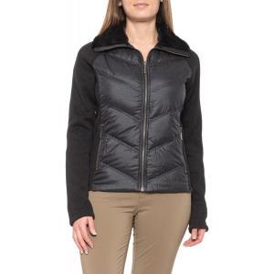 マーモット Marmot レディース ダウン・中綿ジャケット アウター thea down-blend jacket - 700 fill power Black|fermart