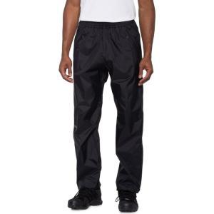マーモット Marmot メンズ ハイキング・登山 ショートパンツ ボトムス・パンツ precip full-zip pants - waterproof, short Black|fermart