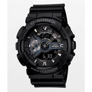ジーショック G-SHOCK メンズ 腕時計 G-Shock GA110-1B X-Large Black Watch Black|fermart