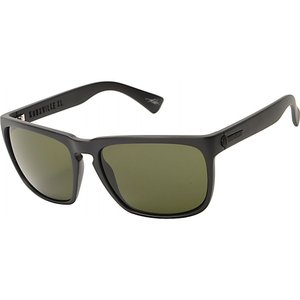 エレクトリック ELECTRIC メンズ メガネ・サングラス Electric Knoxville XL Matte Black & Grey Sunglasses Black/grey|fermart