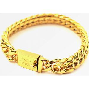 ザゴールドゴッズ THE GOLD GODS メンズ ブレスレット ジュエリー・アクセサリー Gold Cuban Link Bracelet Gold fermart