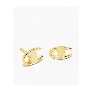チャンピオン CHAMPION レディース イヤリング・ピアス ジュエリー・アクセサリー Gold Stud Earrings Gold fermart