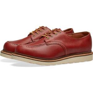 レッドウィング Red Wing メンズ 革靴・ビジネスシューズ シューズ・靴 8103 Heritage Work Classic Oxford Oro-Russet Portage fermart
