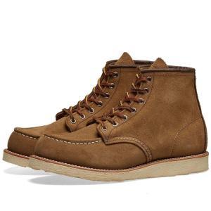 レッドウィング Red Wing メンズ ブーツ モックトゥ ワークブーツ シューズ・靴 8881 Heritage Work 6