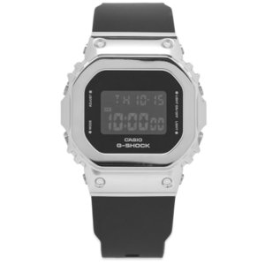 ジーショック G-Shock メンズ 腕時計 casio gm-5600 series watch Black/Silver|fermart
