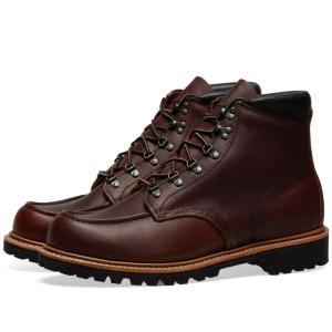 レッドウィング Red Wing メンズ ブーツ シューズ・靴 2927 Heritage Sawmill Boot Briar Oil Slick fermart