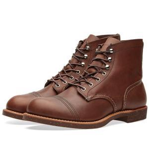 レッドウィング Red Wing メンズ ブーツ シューズ・靴 8111 Heritage 6