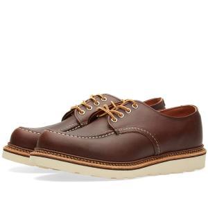 レッドウィング Red Wing メンズ 革靴・ビジネスシューズ シューズ・靴 8109 Heritage Work Classic Oxford Mahogany Oro-iginal fermart