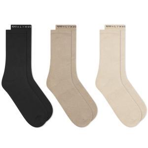 ■素材 100% Cotton  ■カラー Black/Grey/Tan  ■商品説明 パック セッ...