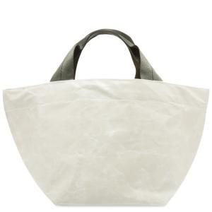 プエブコ Puebco メンズ トートバッグ バッグ Vintage Sling Belt Handle Tote White fermart