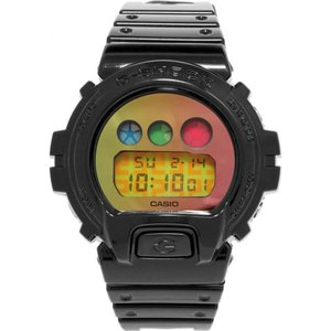 ジーショック G-Shock メンズ 腕時計 Casio DW-6900 25th Anniversary Limited Edition Watch Black|fermart