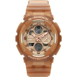 ジーショック G-Shock メンズ 腕時計 Casio GMA-S140NC Watch Clear Nude Frost|fermart