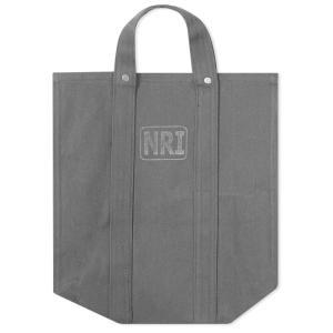 プエブコ Puebco メンズ トートバッグ バッグ Small Labour Tote Bag Black fermart