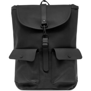 レインズ Rains メンズ バックパック・リュック バッグ camp backpack Black|fermart