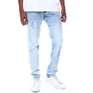 ロカウェア Rocawear メンズ ジーンズ・デニム ボトムス・パンツ 5 pocket jean Cloud Wash|fermart