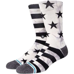 スタンスソックス Stance Socks メンズ ソックス インナー・下着 sidereal 2 socks Grey|fermart