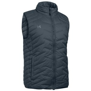 アンダーアーマー Under Armour メンズ ベスト・ジレ トップス team coldgear reactor vest Steel Grey/Steel|fermart