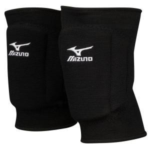 ミズノ Mizuno レディース サポーター バレーボール T10 Plus Kneepads Black|fermart