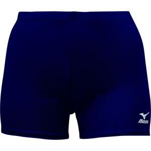 ミズノ Mizuno レディース ボトムス・パンツ バレーボール Vortex Shorts Navy|fermart