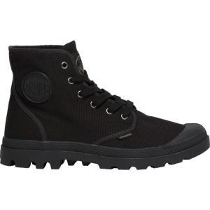 パラディウム Palladium メンズ ブーツ シューズ・靴 Pampa Hi Black/Black|fermart