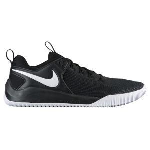 ナイキ レディース シューズ・靴 バレーボール Zoom Hyperace 2 Black/White|fermart