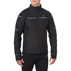 アシックス ASICS メンズ アウター ランニング・ウォーキング Lite-Show Winter Jacket Performance Black|fermart