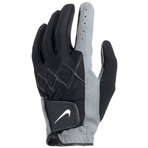 ナイキ メンズ グローブ ゴルフ All Weather Golf Gloves Black/White/Cool Grey fermart