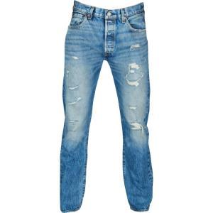 リーバイス メンズ ジーンズ・デニム ボトムス・パンツ 501 Original Fit Jeans 66Th|fermart