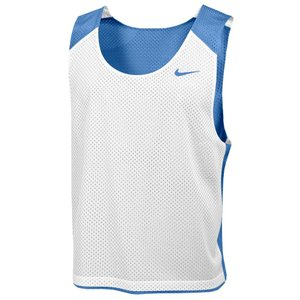 ナイキ Nike メンズ トップス ラクロス Team Reversible Lacrosse Mesh Tank Light Blue/White/Light Blue|fermart