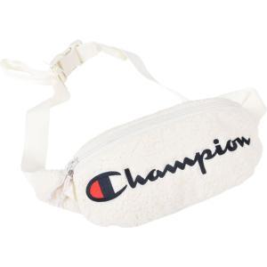 チャンピオン Champion ユニセックス ボディバッグ・ウエストポーチ バッグ Prime Sherpa Sling Pack Light Beige|fermart