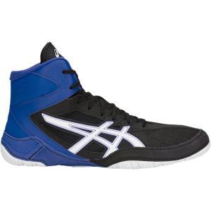 アシックス ASICS メンズ シューズ・靴 レスリング Mat Control Blue/Black/White|fermart