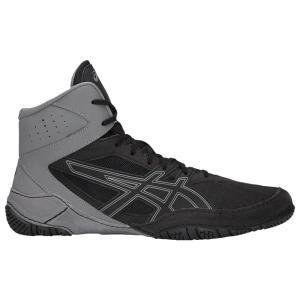 アシックス ASICS メンズ シューズ・靴 レスリング Mat Control Black/Black|fermart
