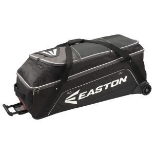 イーストン ユニセックス 野球 E900G Wheeled Gear Bag Black|fermart