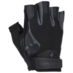 ハービンジャー メンズ グローブ フィットネス・トレーニング Pro Training Gloves Black|fermart