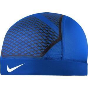 ナイキ Nike ユニセックス アメリカンフットボール Pro Hypercool Vapor Skull Cap 4.0 Game Royal/Black/White|fermart