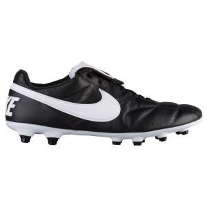 ナイキ メンズ シューズ・靴 サッカー Nike The Premier II FG Black/White|fermart