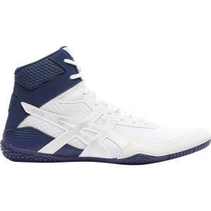 アシックス ASICS メンズ レスリング シューズ・靴 Matcontrol 2 White/Pu...