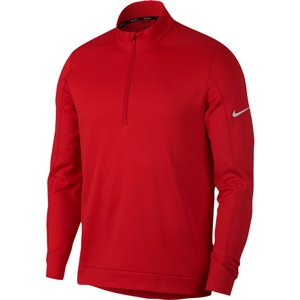 ナイキ Nike メンズ トップス ゴルフ Therma Repel 1/2 Zip Golf Top University Red/Silver fermart