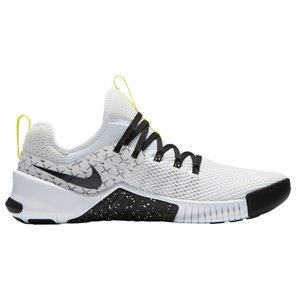 ナイキ メンズ シューズ・靴 フィットネス・トレーニング Free x Metcon White/Black/Dynamic Yellow|fermart