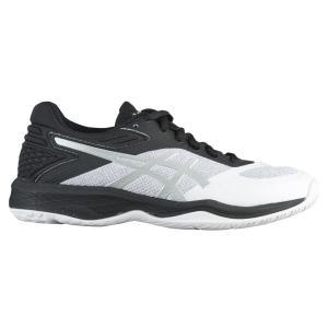 アシックス レディース シューズ・靴 バレーボール Netburner Ballistic FF White/Silver|fermart